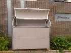 ダストピット オープン  淀川製鋼 DPNC-850
