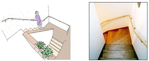 廊 下・階 段